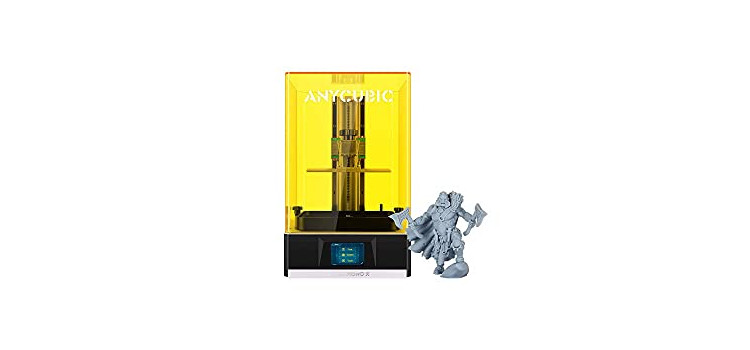 ANYCUBIC Photon Mono X Review