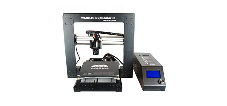 Wanhao Duplicator I3 Upgrades